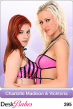 Charlotte Madison and Vicktoria - Duo